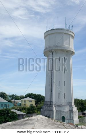 Nassau Water Tower