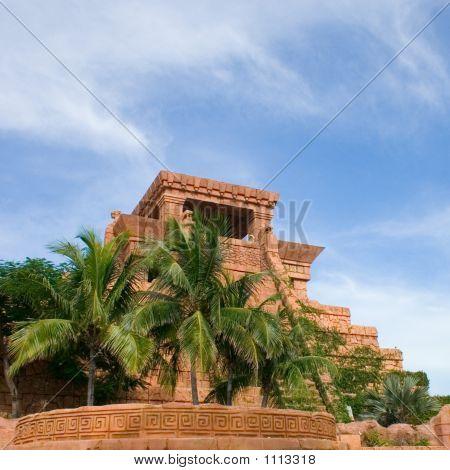 Mayan Temple 01