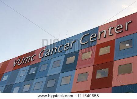 Vumc Cancer Center Amsterdam