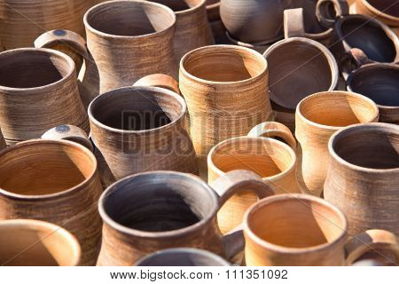 Pottery For The Kitchen