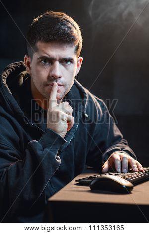 Dangerous Cyber Terrorist