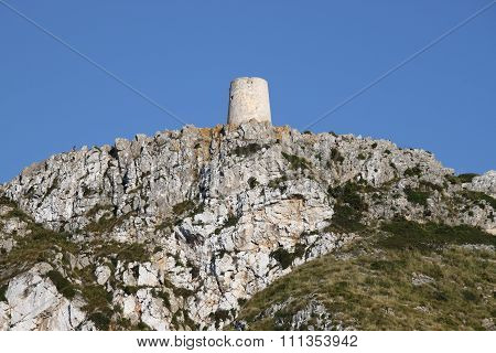 Formentor Tower in Mallorca