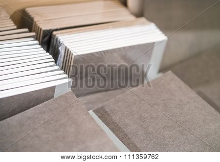 Brown Notebooks