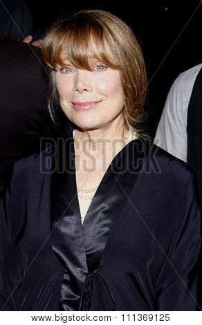 20/11/2008 - Hollywood - Sissy Spacek at the World Premiere of