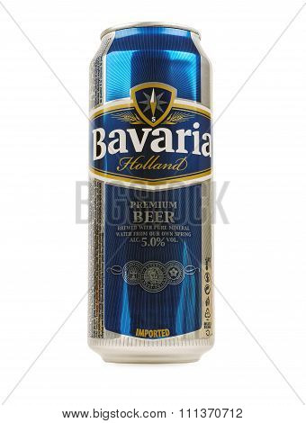 Bavaria Beer Can