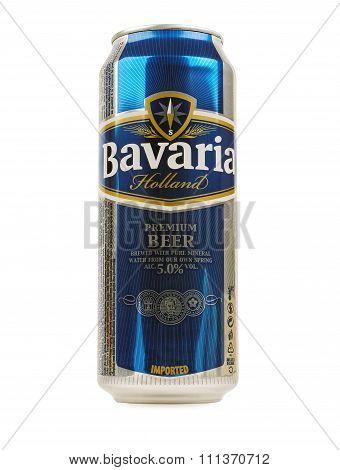 Bavaria Beer Can