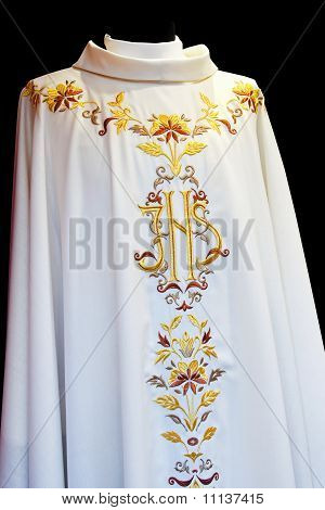 Jhs Catholic Monogram