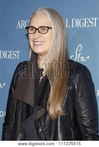 16/09/2009 - Hollywood - Jane Campion at the Los Angeles Premiere of