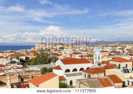 View Over Chania