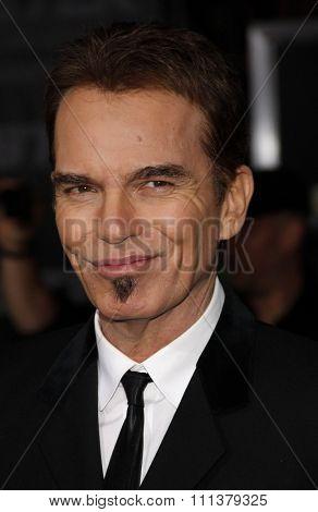 HOLLYWOOD, CALIFORNIA - November 22, 2010. Billy Bob Thornton at the Los Angeles premiere of