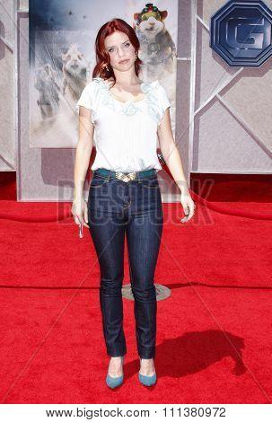 19/7/2009 - Hollywood - Kelli Garner at the Disney World Premiere of