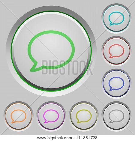 Comment Push Buttons