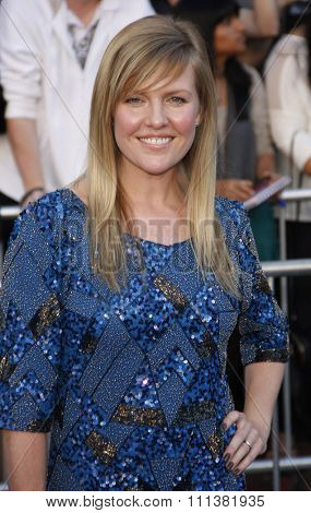 Ashley Jensen at the Los Angeles Premiere of