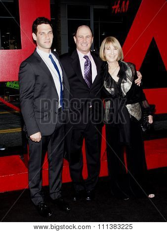 Justin Bartha at the Los Angeles Premiere of