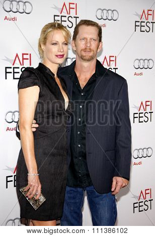 LOS ANGELES, USA - NOVEMBER 3: Alison Eastwood at the AFI Fest 2011 Opening Night Gala World Premiere Of