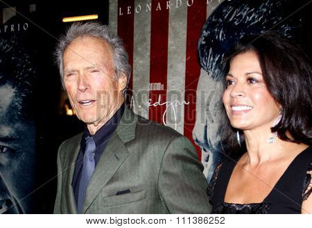 Clint Eastwood at the AFI Fest 2011 Opening Night Gala World Premiere Of