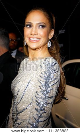 Jennifer Lopez at the JLO's Private party after the AMA's held at the Greystone Manor Supper Club in West Hollywood, California, United States on November 20, 2011.