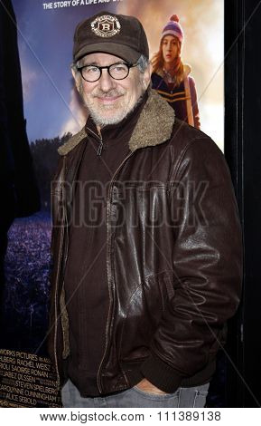 07/12/2009 - Hollywood - Steven Spielberg at the Los Angeles Premiere of