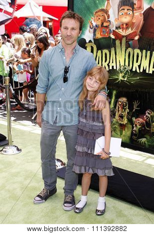 Breckin Meyer at the Los Angeles premiere of