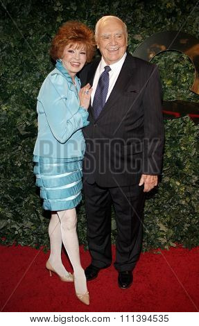 Ernest Borgnine at the Celebrate QVC Style held at the Four Seasons Hotel in Beverly Hills, California, United States on March 5, 2010.
