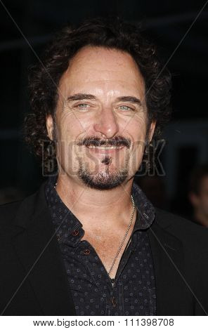 HOLLYWOOD, CALIFORNIA - Tuesday August 30, 2011. Kim Coates at the Season 4 premiere of FX Network's