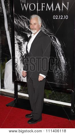 09/02/2010 - Hollywood - Rick Baker at the American Premiere of