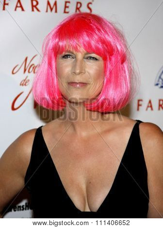 9/5/2009 - Beverly Hills - Jamie Lee Curtis at the 2009 Noche De Ninos Gala held at the Beverly Hilton Hotel in Beverly Hills, United States.