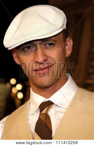 Clifton Collins Jr. attends the Los Angeles Premiere of