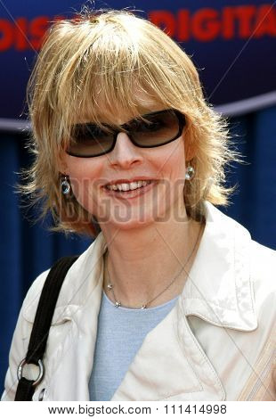 Jodie Foster attends the World Premiere of