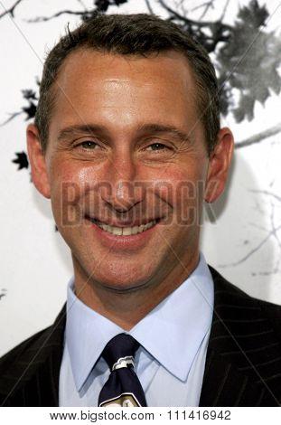 Adam Shankman attends the Los Angeles Premiere of