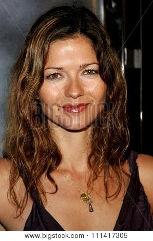 Jill Hennessy attends the Los Angeles Premiere of
