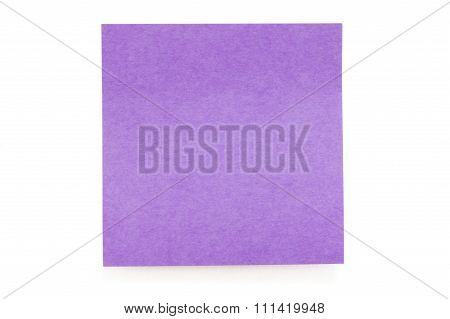 Post It single Purple