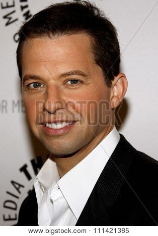 Jon Cryer attends the