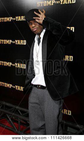 Ne-Yo attends the World Premiere of