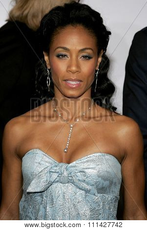 December 7, 2006. Jada Pinkett Smith attends the Los Angeles Premiere of