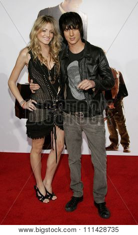 December 7, 2006. Chad Rogers attends the Los Angeles Premiere of