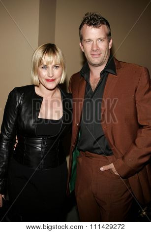10/13/2006 - Hollywood - Patricia Arquette and Thomas Jane attend the Los Angeles Premiere of