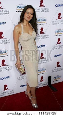 Danica McKellar at the