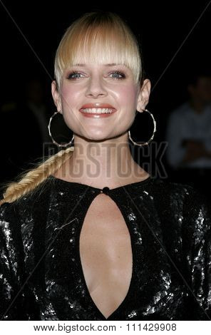 September 13, 2006. Marley Shelton attends the Los Angeles Premiere of