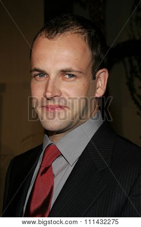 12/1/2005 - Hollywood - Jonny Lee Miller at the Aeon Flux World Premiere at the Cinerama Dome in Hollywood, CA, United States.