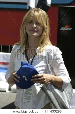 HOLLYWOOD, CALIFORNIA - June 19 2005. Nastassja Kinski attends at the