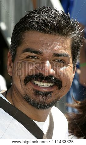 06/19/2005 - Hollywood - George Lopez at the