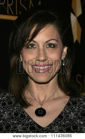 BEVERLY HILLS. CALIFORNIA. April 28, 2005. Vicki Roberts attends The 9th Annual PRISM Awards The Beverly Hills Hotel in Beverly Hills, California, United States.