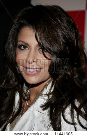 WEST HOLLYWOOD, CALIFORNIA. March 14, 2006. Paula Abdul attends the Leona Edmiston Frock Gallery Opening held at the Frock Boutique On Sunset Strip in West Hollywood, California United States.
