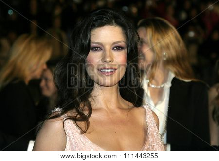 Catherine Zeta-Jones at the
