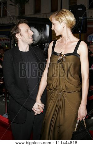 May 4, 2006. Jenna Elfman and Bodhi Elfman at the Los Angeles Fan Screening of