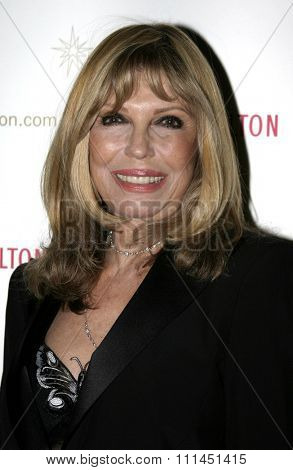 Nancy Sinatra at the 55th Annual Ace Eddie Awards held at the Beverly Hilton Hotel in Beverly Hills, California United States on February 20, 2005.