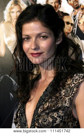 02/14/2005 - Hollywood - Jill Hennessy at the