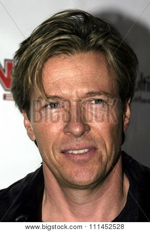 02/22/2005 - Hollywood - Jack Wagner at the All In Magazine's Celebrity Charity Shootout at Spider Club.