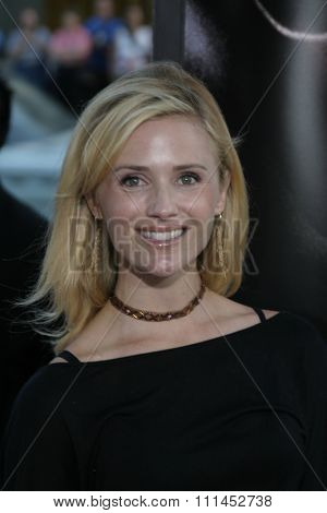 Jennifer Siebel at the Los Angeles premiere of
